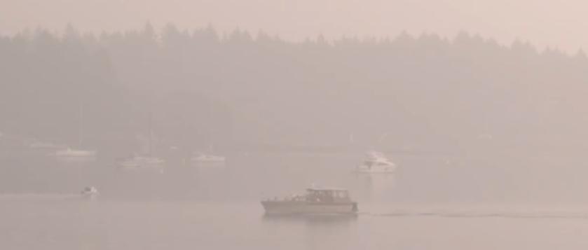 岛上连续两日无新增!!部分地区空气状况有所好转,但烟雾天或将持续!