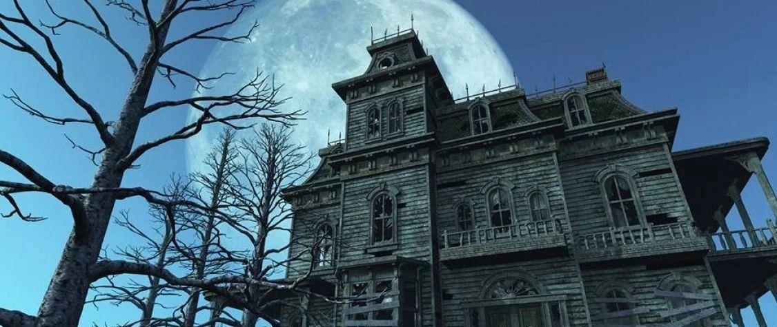 """原来这么多地方都闹鬼?!维多利亚那些鲜为人知的""""鬼屋""""。。。"""