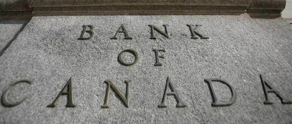 """加拿大银行:锁超低利率以助经济回温一臂之力!岛上再现""""毒飞机""""。。。"""