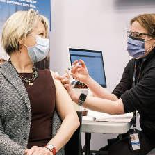 BC省新增444!亨利博士已接种疫苗!辉瑞疫苗能应对变异病毒?