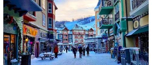 [真仙]加拿大美到窒息的6个冬雪秘境,那些宛如电影镜头般的美景!你都看过吗?