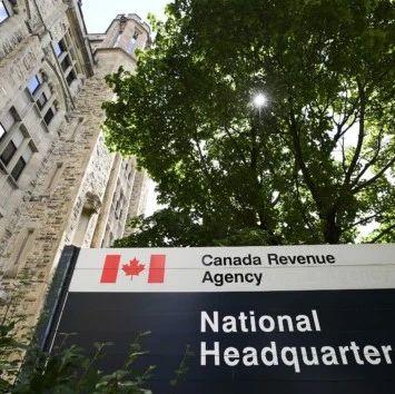 [惊呆]加拿大国税局每天都有50万的支票没人领,其中或许就有你的一份……