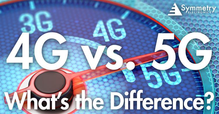 4g和5g网络有什么区别
