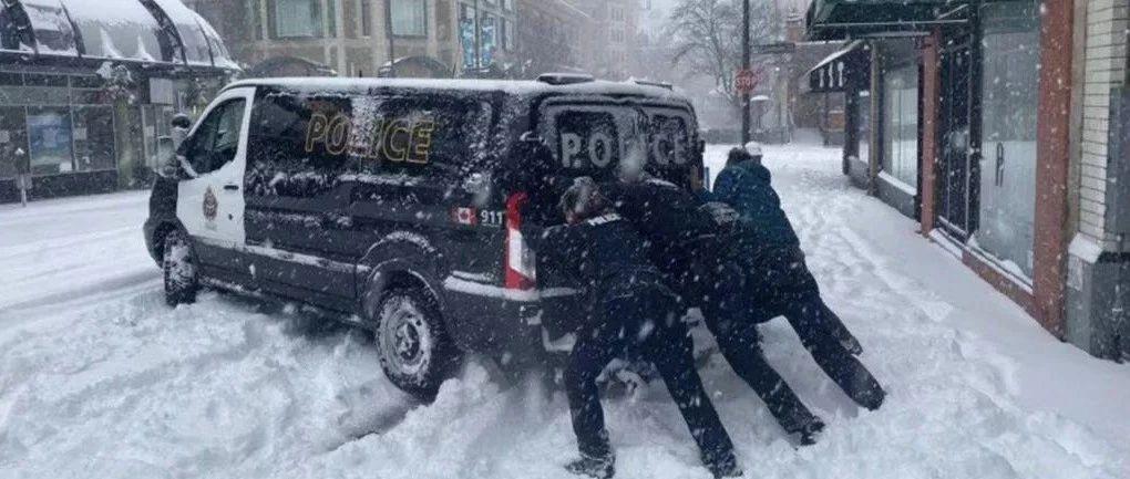 新增18例!终于!维多利亚偷包裹盗贼被抓!!近期的大雪导致老人被困….