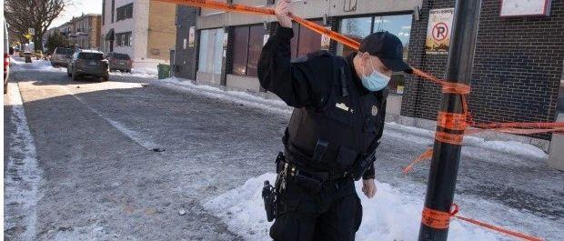 突发!加拿大15岁女孩坐在车内被枪击毙命!两名凶手佩戴口罩仍在逃亡…