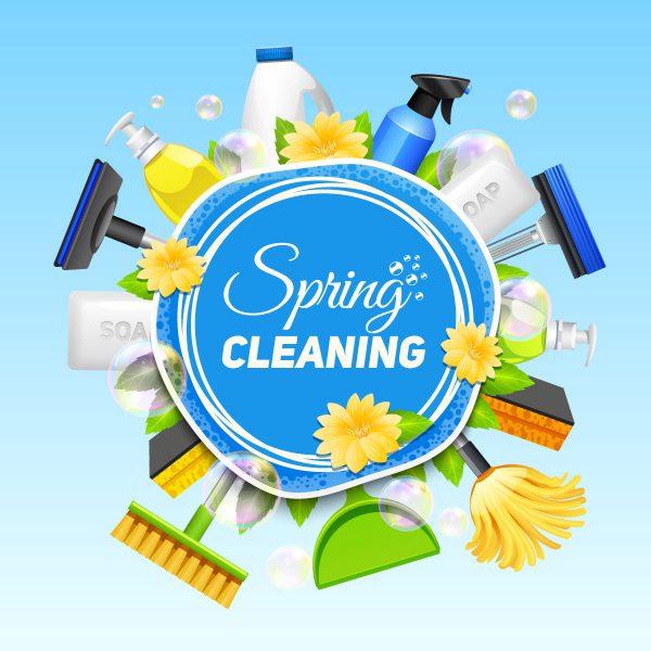 春天终于到了,大家一起来Spring Cleaning吧!!!!!