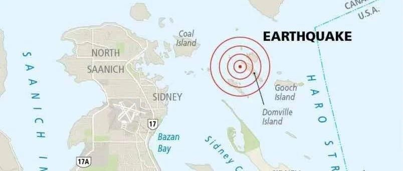 完全感受不到?今天维多利亚居然有2.8级地震?!默哀…DT车祸受害者去世了…