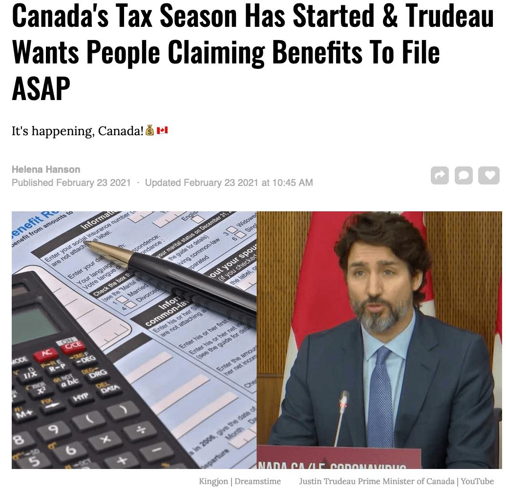 新冠之年,连报税都比往年复杂!CRA来信了,2020年报税注意这5件事!