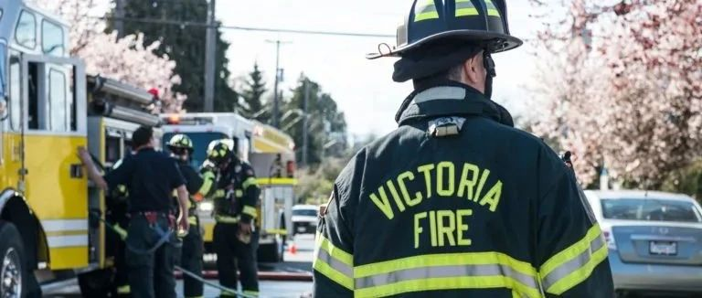 牛!维多利亚消防员不仅能灭火,还能打疫苗了?!是真的,不打疫苗将或面临歧视??